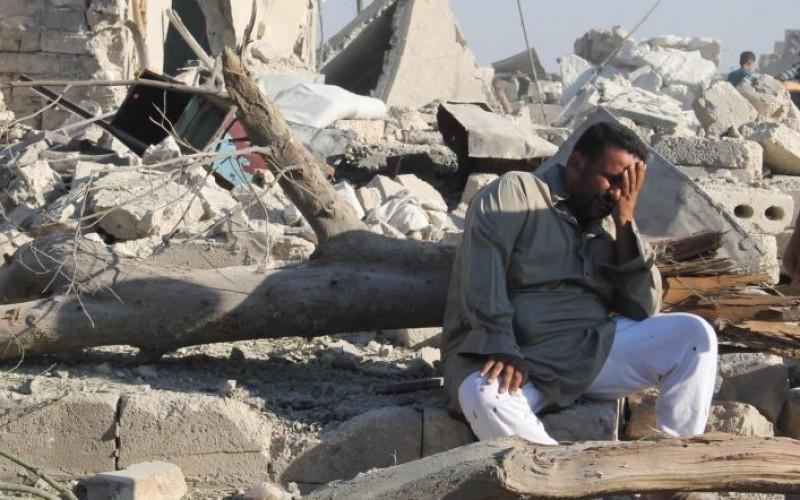 Il nuovo sito di Realtà Virtuale di Amnesty International #360Syria è dotato della struttura A-Frame di Mozilla