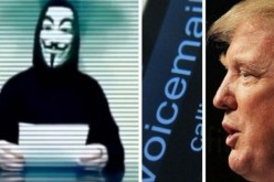 Anonymous ha violato la segreteria telefonica di Donald Trump