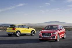 Novità a tutto campo per Audi Q2