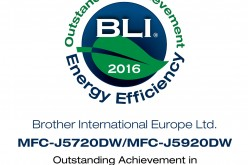 BLI premia la gamma inkjet Business Smart di Brother per l'efficienza energetica
