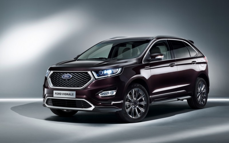 Ford al Salone di Ginevra 2016 con Vignale