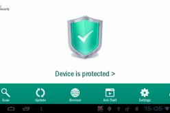 Il nuovo Kaspersky Internet Security per Android si comanda anche via Wearable