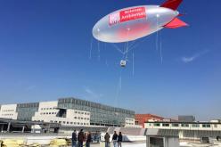 Inquinamento, a Milano il dirigibile Bicocca in volo per studiare lo smog