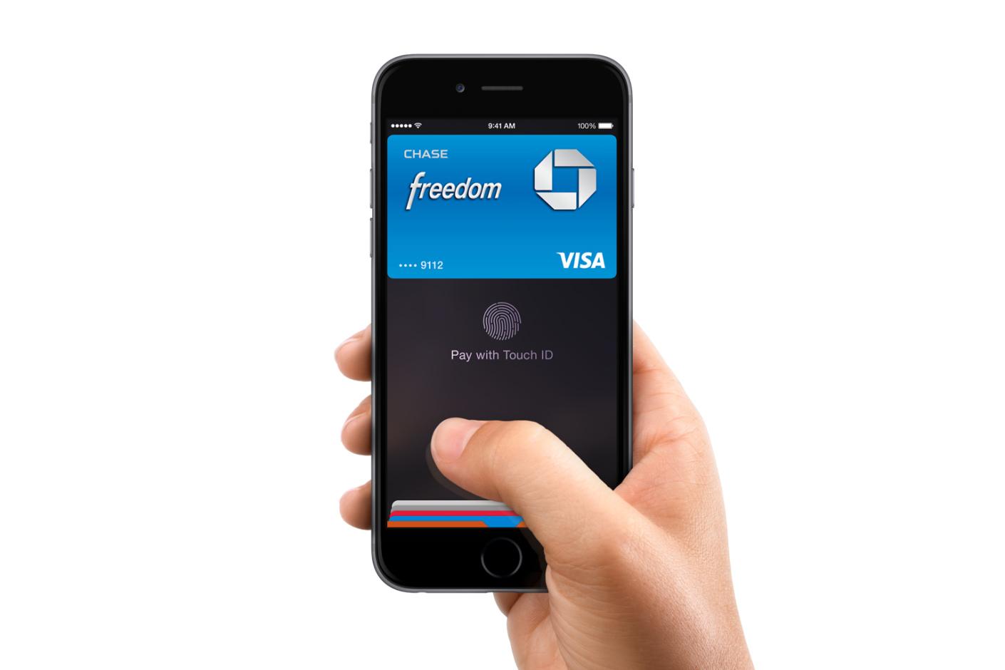 apple pay acquisti online