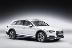 Nuove motorizzazioni e la trazione integrale quattro ultra debuttano su Audi A4 allroad quattro