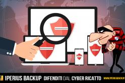 Cryptolocker e Ransomware: Iperius Backup è la soluzione
