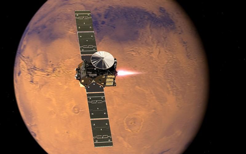 La sonda ExoMars atterrerà su Marte tra due giorni