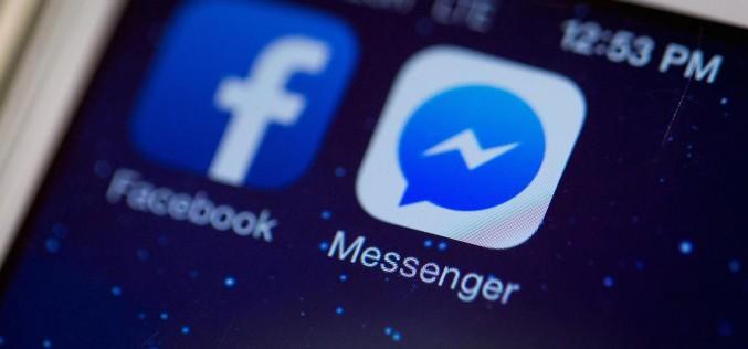 Ora è ufficiale, Facebook porta la pubblicità su Messenger