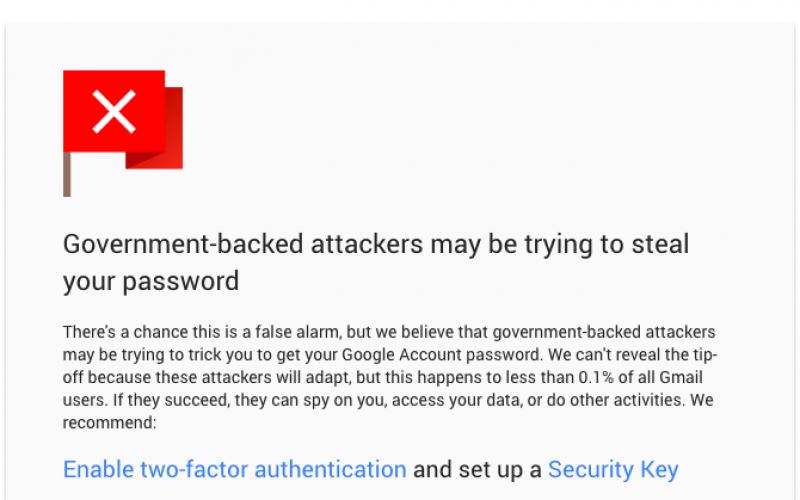 Google rafforza Gmail con gli avvisi Safe Browsing