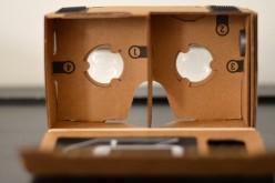 Google avvia le vendite del Cardboard