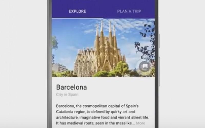 Google diventa un'agenzia viaggi con Destinations