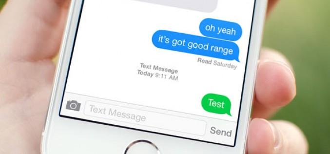 Apple sa tutto dei nostri SMS