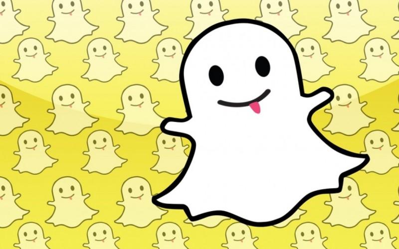 Snapchat, ora il fantasmino fa meno paura