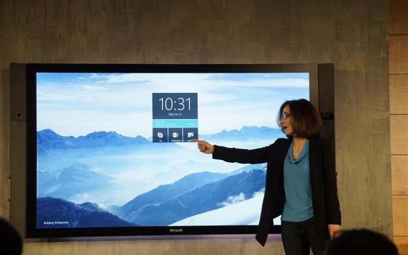 Microsoft spedisce i primi Surface Hub