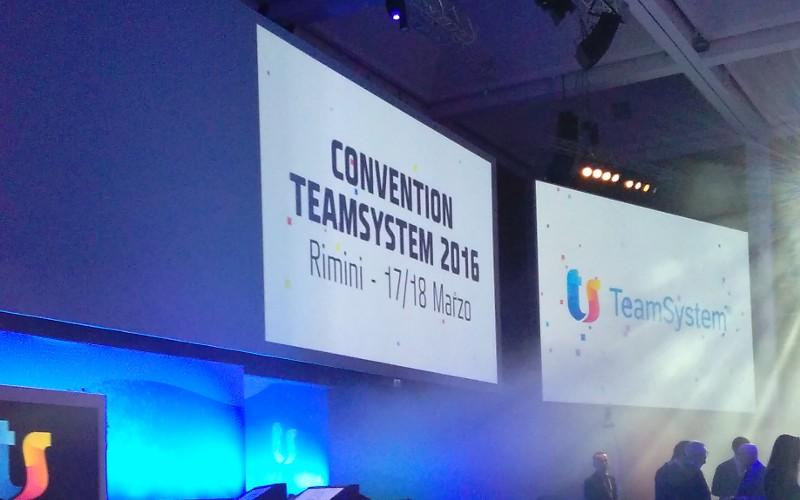 A Rimini TeamSystem ha messo in scena la propria evoluzione