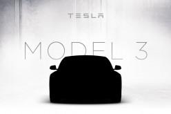 Tesla presenta Model 3: mistero sul design