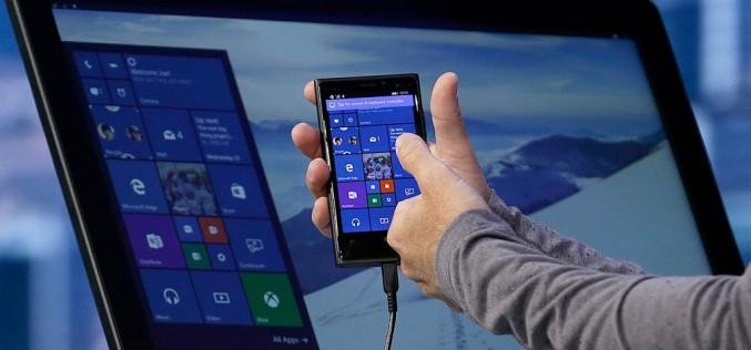 Surface Phone porterà un Windows 10 Mobile tutto nuovo
