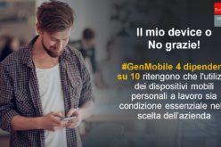 Il mobile migliora il coinvolgimento dei dipendenti e le performance dell'azienda