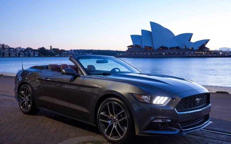 Ford Mustang è l'auto sportiva più venduta al mondo