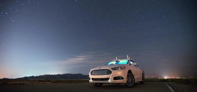 Ford investe in Argo AI per le sue self driving car