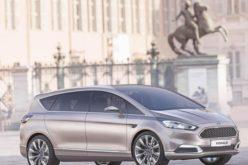 Ford lancia S-MAX Vignale