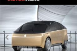 Ecco come potrebbe essere la Apple Car