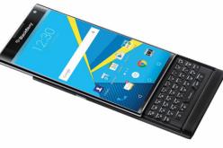 BlackBerry aggiorna Priv a Marsmallow ma lo smartphone resta un mistero
