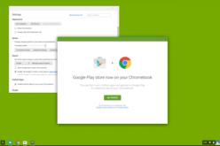 Le app Android arrivano su Chrome OS