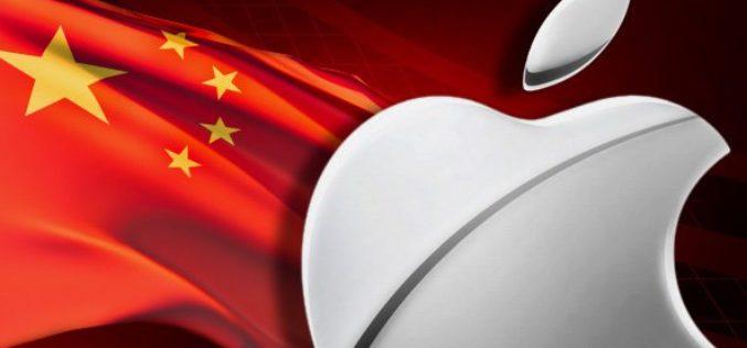 Apple rimuove le app di VPN per volere della Cina