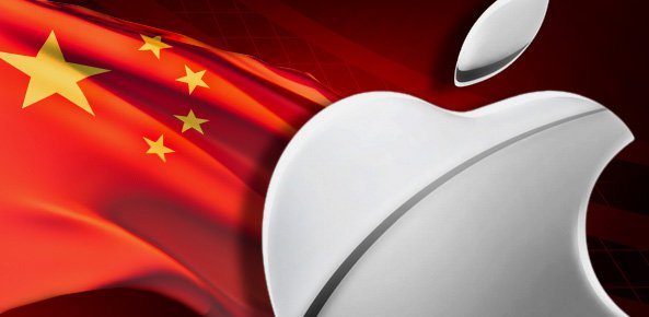 cina censura apple ibooks