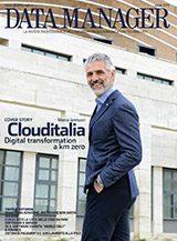 Data Manager, la rivista mensile dell'ICT