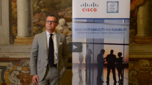 Videointervista a Maurizio Desiderio, Country Manager - F5