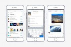 Su Messenger arriva l'integrazione di Dropbox