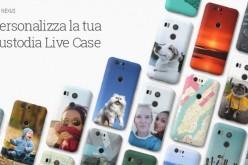 Personalizza il tuo Nexus con Live Case