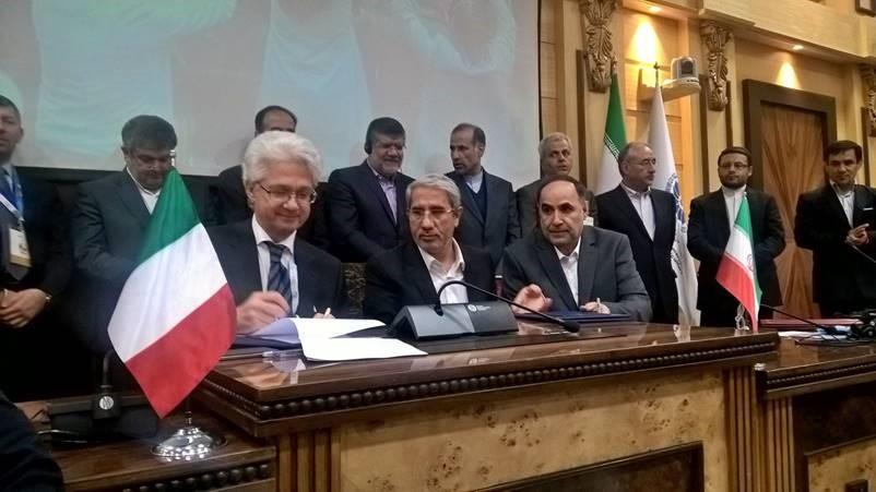italtel telecomunicazioni iran