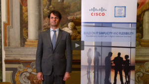 Videointervista a Riccardo Pasini, Lead Sales Specialist Citrix Delivery Network