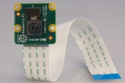 Raspberry PI: adesso supporta una fotocamera da 8 megapixel