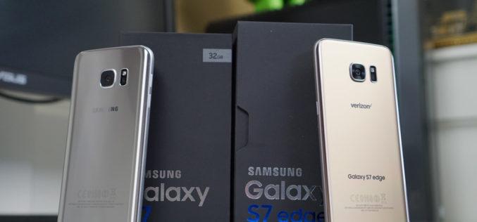 I Galaxy S7 spingono in alto i ricavi di Samsung