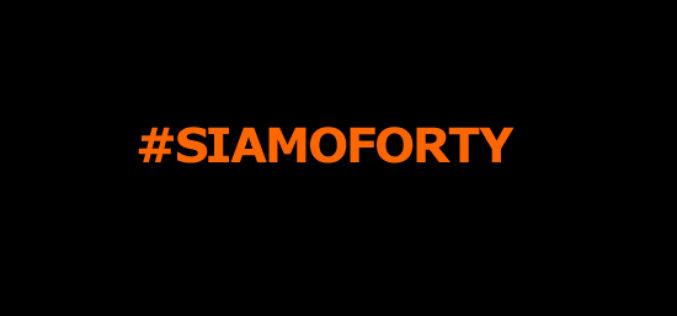 #SIAMOFORTY 2016 l'agenda dell'evento