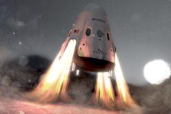 SpaceX porterà l'uomo su Marte nel 2024