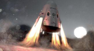 SpaceX rivede i suoi piani per la colonizzazione di Marte