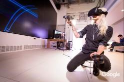 Tilt Brush, l'app di Google per dipingere con la realtà virtuale