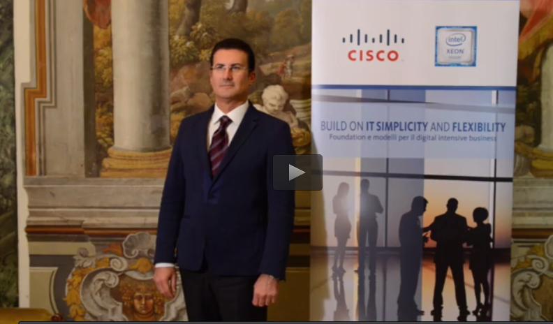 Videointervista ad Albert Zammar, Country Manager Italy - Veeam