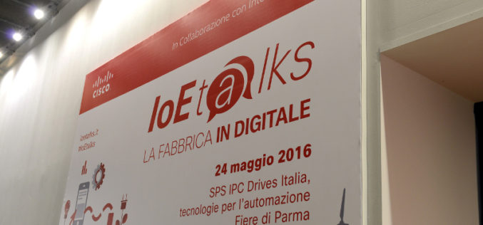 "IoE Talks: quando Cisco parla dei ""Digitaliani"""