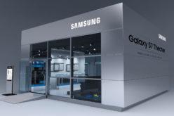Samsung Galaxy S7 Theater: il tour che regala la possibilità di immergersi nella realtà virtuale