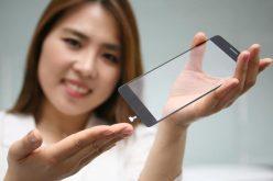 LG nasconde il lettore di impronte digitali nel display