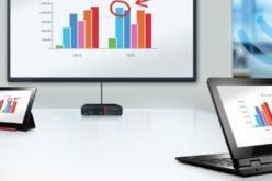 Lenovo Smart Meeting Room Solution migliora l'organizzazione delle riunioni sul lavoro