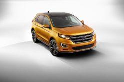 Nuova Ford Edge, il SUV 'full size' dell'Ovale Blu