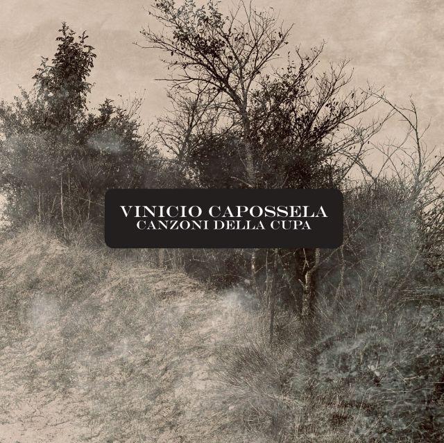 Vinicio Capossela - Canzoni della Cupa - Fotografia di Valerio Spada - Artwork di Jacopo Leone