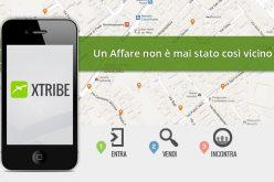 XTRIBE, l'app che geolocalizza gli affari più vicino a te